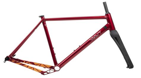 A/1 Frameset - Vibrant Berry Red